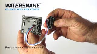 Watersnake Remote Receiver Unit Replacement
