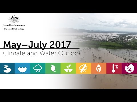 Climate and Water Outlook, May–July 2017