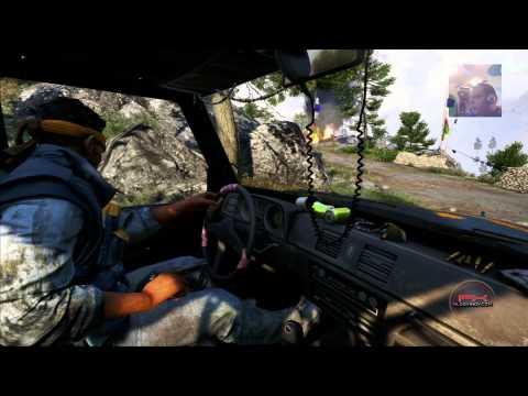 Far Cry 4 - Пролог, начало игры на русском языке, эксклюзивный летсплей twitch.tv/fxigr1