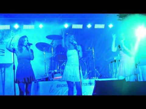 LE MONELLE ITALIANE -  FESTA BIRRA PALIANO 2014. (видео)
