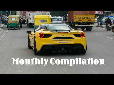 SUPERCARS IN INDIA Bangalore SEPTEMBER 2017 17
