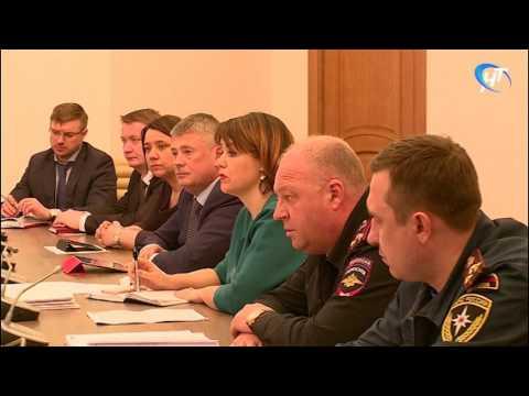 Андрей Никитин встретился с заместителем министра связи и главным санитарным врачом России