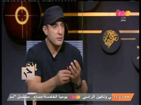 """أحمد السقا لبرنامج """"أنت حر"""": أحضّر لفيلم Dubai Force مع جان كلود فان دام"""