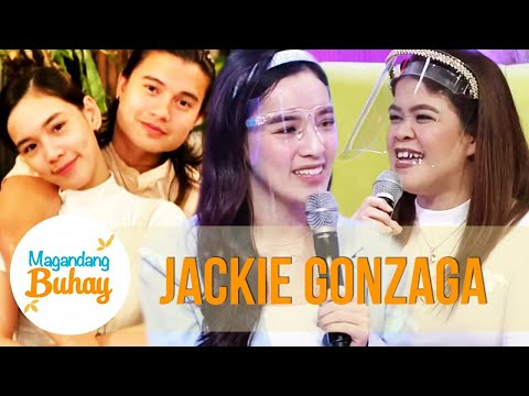 Jackie clarifies the real story behind her statement about her relationship status | Magandang Buhay