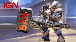 Report: Blizzard Suing Overwatch Cheat-maker - IGN News by IGN