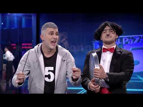 Al Pazar - Banda e Rilindjes dhe Kompleksi fukara - Show Humor - Vizion Plus