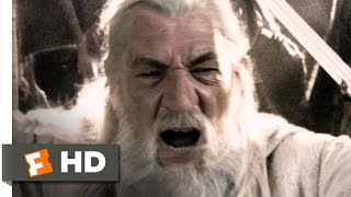 The Lord of the Rings: The Two Towers (8/9) Movie CLIP - Gandalf's Charge (2002) HD