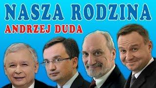 Andrzej Duda – Nasza rodzina – DISCOPOLO remix.
