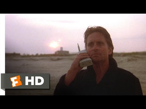 Wall Street (2/5) Movie CLIP - Money Never Sleeps (1987) HD