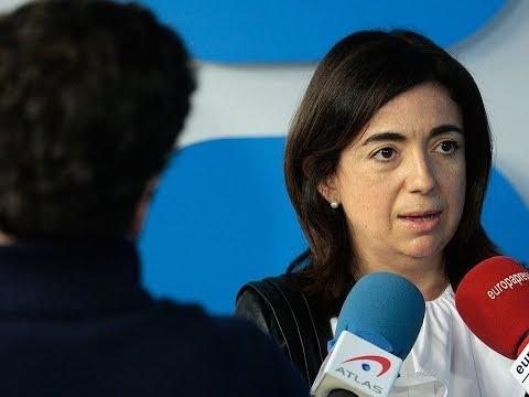 Sandra Moneo valora la reforma educativa
