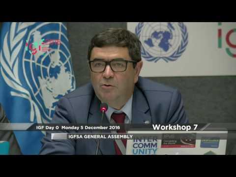 IGFSA General Assembly