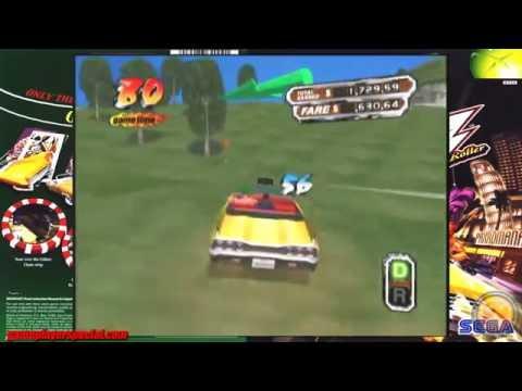 crazy taxi xbox 360 crazy box