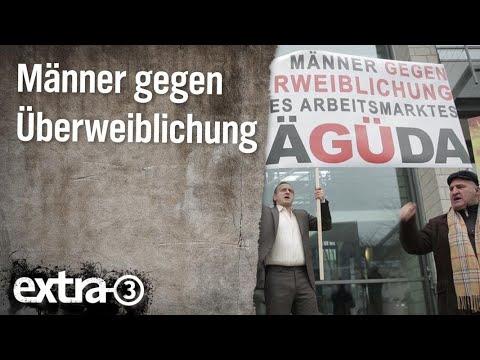 Johannes Schlüter: MÄGÜDA - Gegen Frauen auf dem Arbeitsmarkt!