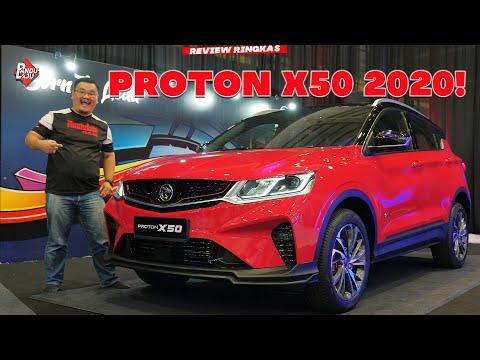 Proton X50 Akhirnya Tiba, Siap Boleh Parking Sendiri Hoii..