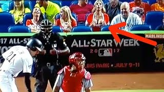 Marlins Fan DISTRACTS Cardinals Pitcher with THESE!