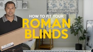 Video How to fit roman blinds MP3, 3GP, MP4, WEBM, AVI, FLV September 2019