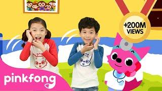 Video Five Little Monkeys | Dance Along | Pinkfong Songs for Children MP3, 3GP, MP4, WEBM, AVI, FLV Juli 2019