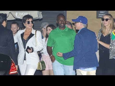 Kris Jenner And Boyfriend Corey Gamble Go On Double Date With Tommy Hilfiger And Wife In Malibu