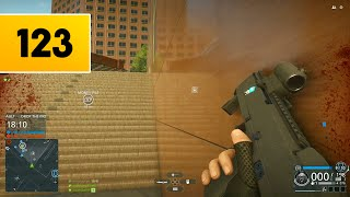 BATTLEFIELD HARDLINE (PS4) - RTMR - Multiplayer Gameplay #123 - THE FMG9 SMG!