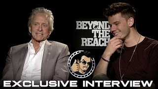 Nonton Michael Douglas And Jeremy Irvine Interview   Beyond The Reach  Hd  2015 Film Subtitle Indonesia Streaming Movie Download