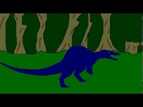 Tyrant Battles- Tyrannosaurus Rex vs Spinosaurus