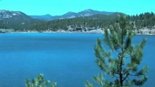 Evergreen Lake III - time lapse - HD