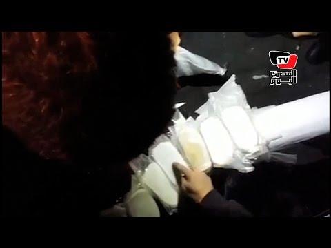 ضبط شحنة من مخدر «الحشيش» قادمة من سوريا بميناء دمياط البحري