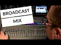 A better mix for your church service live stream web audio