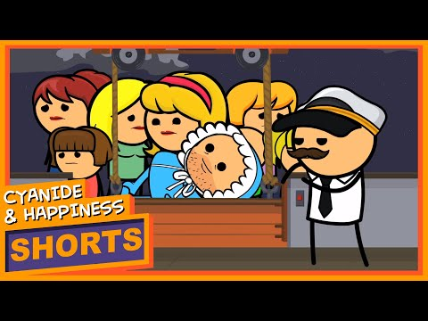 Cyanide & Happiness – Sinking Ship