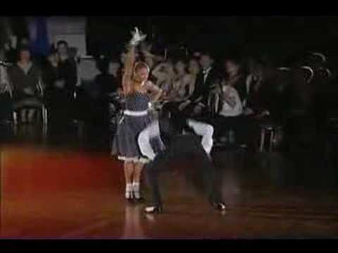 Max Kozhevnikov & Yulia Zagoruychenko Jive WSS 06