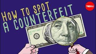 How to spot a counterfeit bill – Tien Nguyen