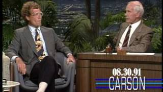 Video David Letterman Reveals His True Feelings about Jay Leno Hosting Tonight Show, Johnny Carson 1991 MP3, 3GP, MP4, WEBM, AVI, FLV Maret 2019