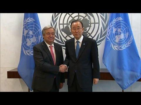 Νέα εποχή στον ΟΗΕ – Αναλαμβάνει τα καθήκοντα του ο Αντόνιο Γκουτέρες