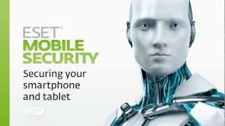 ESET Mobile Security YouTube video