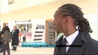 Tresses France  City new picture : Reportage France Ô - affaire des tresses africaines / Air France