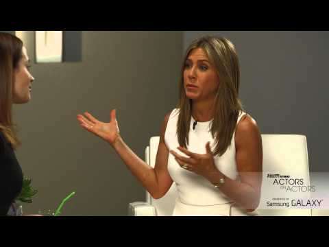 Actors on Actors: Jennifer Aniston and Emily Blunt -  Full Video