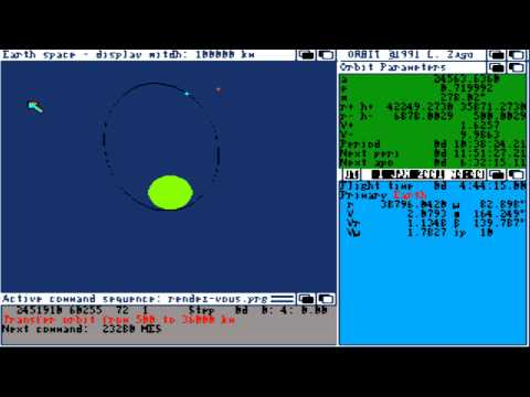 Flight Simulator Amiga
