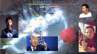 Best dota 2 stream moments l Arteezy Zai AdmiralBulldog Febby Dubu MidOne Attacker hfn Abed