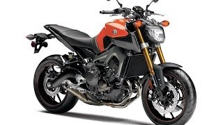 2. 2014 YAMAHA FZ-09 Price, Pics and Specs 2013