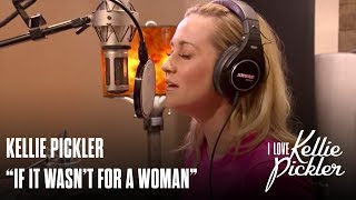 """Kellie Pickler takes us through writing and recording her song """"If It Wasn't For A Woman"""" with the support of her husband Kyle. Catch the season premiere of I Love Kellie Pickler Thursday, August 3 at 11/10c on CMT. SUBSCRIBE now for more CMT: http://at.cmt.com/uXvwn More I Love Kellie Pickler:Kellie Covers Patsy Clinehttp://bit.ly/2ug7vtiKellie's Beauty Tipshttp://bit.ly/2tOJmrFFOLLOW CMT:Facebook: http://at.cmt.com/uXwBK Twitter: http://at.cmt.com/uXwGj Instagram: http://at.cmt.com/uXx1QCMT.com: http://at.cmt.com/uXwLt About I Love Kellie Pickler: Recognized and beloved for her fun-loving personality, uniquely hysterical witticisms and Southern charm, I Love Kellie Pickler will follow Kellie as she navigates her madcap relationships with friends, family and the unpredictability of couplehood alongside her husband, Kyle Jacobs, her complete opposite."""