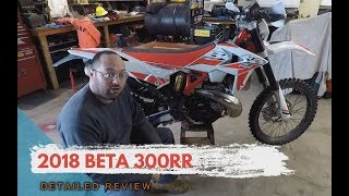 3. 2018 Beta 300RR Review PROS and CONS