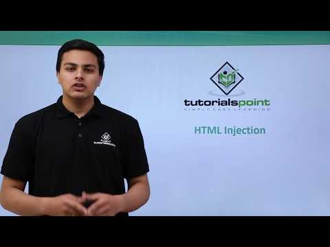 Penetration Testing - HTML Injection