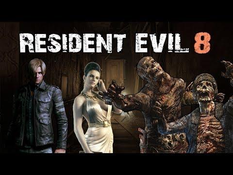 Resident Evil 8 - Выйдет в 2018 году???