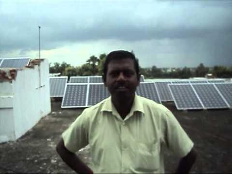 16 Kw Solar Power Plant Verma Nursing Home Gaya By DPI