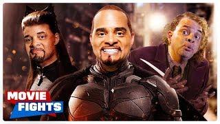 Sinbad in Batman?! WEIRD MOVIE FIGHTS! by Screen Junkies