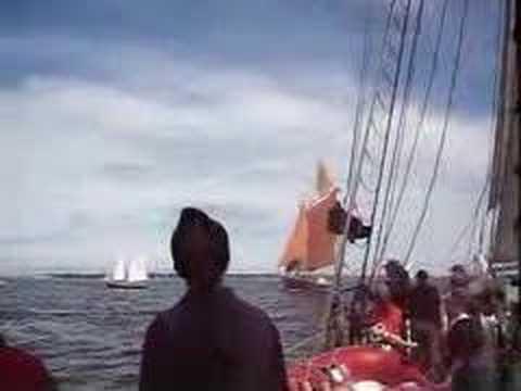 gloucester schooner race 2006