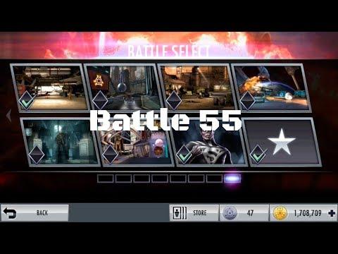 Injustice iOS Battle 55