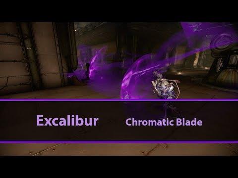 Warframe: Chromatic Blade[Locked&Loaded]