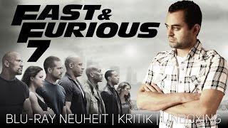 Nonton Fast & Furious 7 | Blu-ray Neuheit | Kritik | Steelbook Unboxing Film Subtitle Indonesia Streaming Movie Download