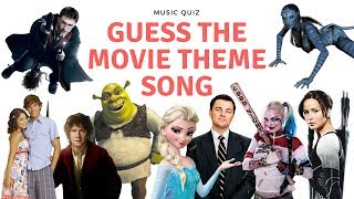 Video MOVIE THEME SONG QUIZ! Only the best from 2000-2018 movies MP3, 3GP, MP4, WEBM, AVI, FLV Agustus 2019